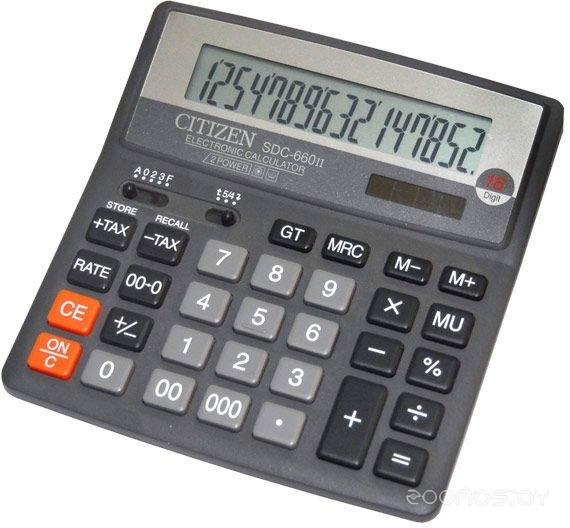 Калькулятор CITIZEN CI-SDC660II