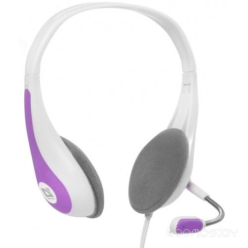 Компьютерная гарнитура Defender Esprit HN-836 White/Pink