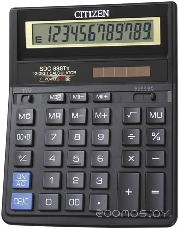 Калькулятор CITIZEN CITIZEN CI-SDC888TII