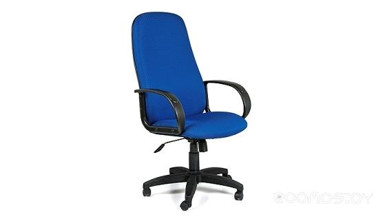 Офисное кресло Chairman 279 black-blue JP 15-3
