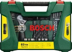 Bosch V-Line Titanium 2607017193 83 предмета