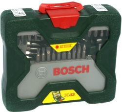 Bosch X-Line 2607019613 43 предмета