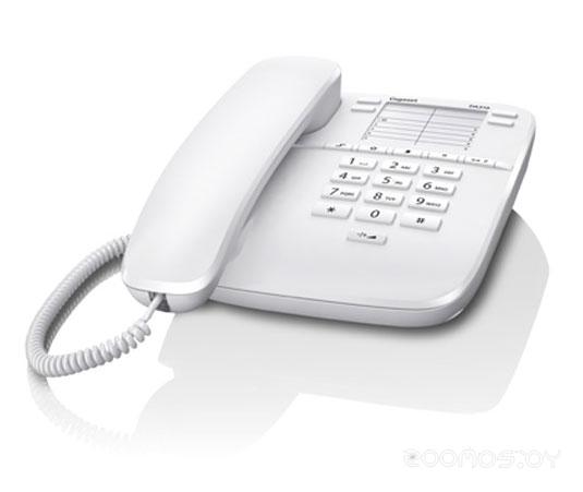 Проводной телефон Gigaset DA310 white
