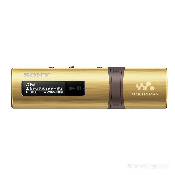 MP3-плеер Sony NWZ-B183F gold