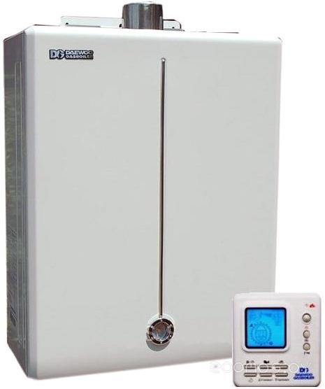 Отопительный котёл Daewoo Electronics DGB-300 MSC
