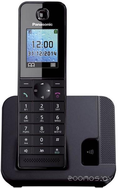 Радиотелефон Panasonic KX-TGH210 B