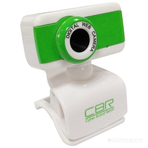 Веб-камера CBR CW-832M (Green)
