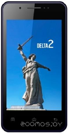 Мобильный телефон KENEKSI Delta 2 black
