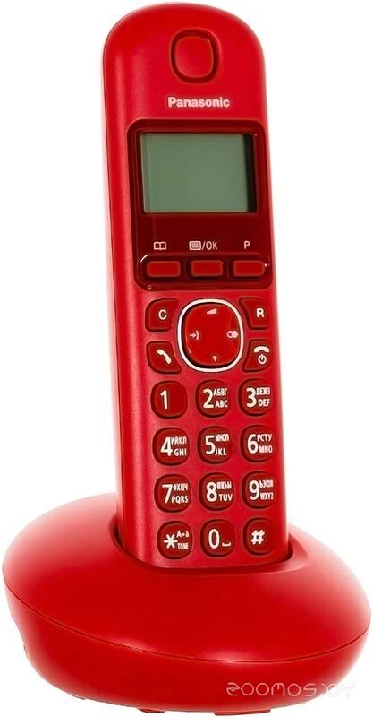 Радиотелефон Panasonic KX-TGB210 R