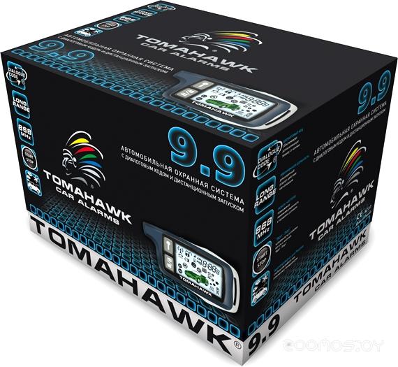 Автосигнализация Tomahawk 9.9