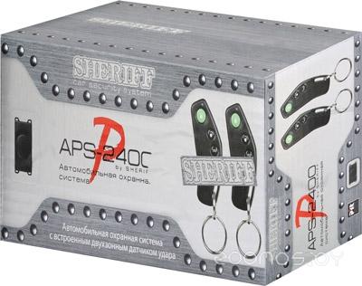Автосигнализация Sheriff APS-2400