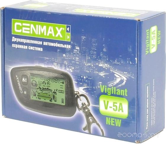 Автосигнализация Cenmax Vigilant V-5A NEW