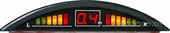 Парковочный радар Sho-Me Y-2616 (8)