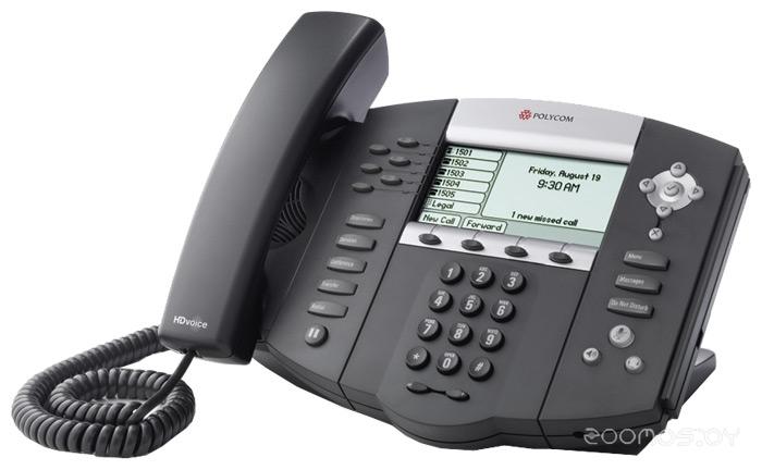 VoIP-телефон Polycom SoundPoint IP 550