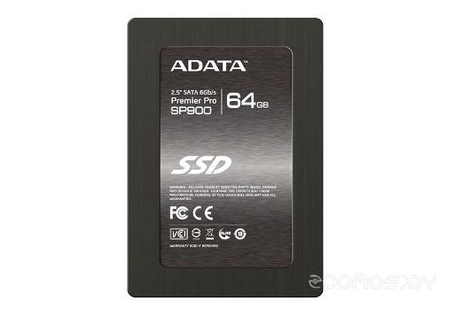 Жесткий диск A-Data Premier Pro SP900 64GB