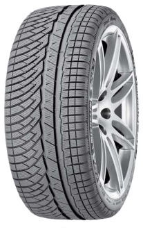Michelin Pilot Alpin PA4 255/40 R19 100V