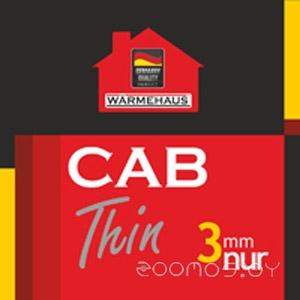 Теплый пол Warmehaus CAB 11W Thin 85.8 м 960 Вт