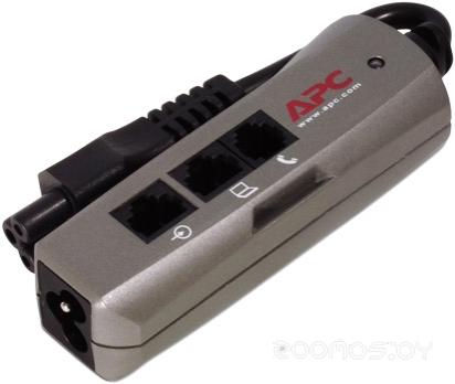 Сетевой фильтр APC SurgeArrest Essential 1 розетка, серый (PNOTEPROC6-EC)