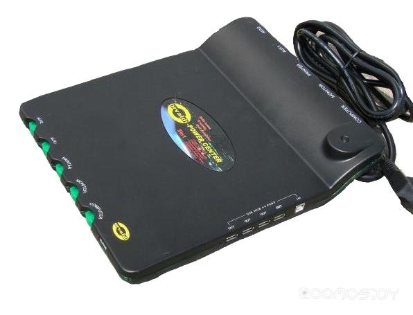 Сетевой фильтр Orvaldi Power Center ORV-PC5