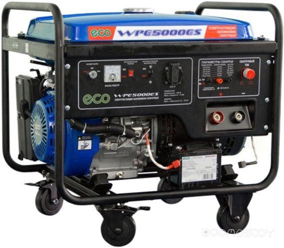 Генератор Eco WPE 5000 ES