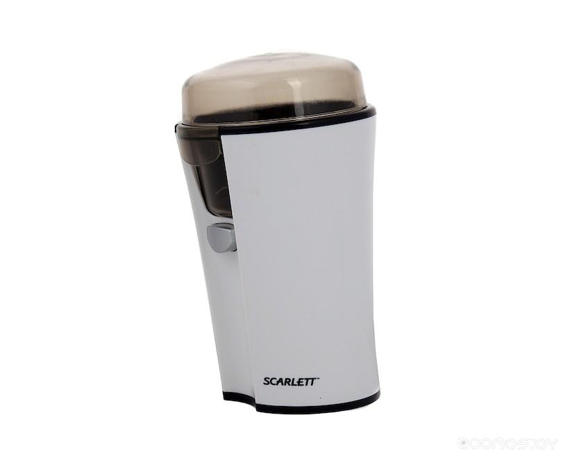Кофемолка Scarlett SC-010 W