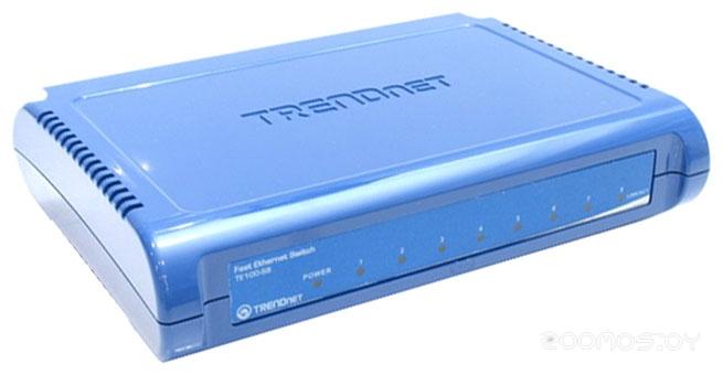 Коммутатор TRENDnet TE100-S8