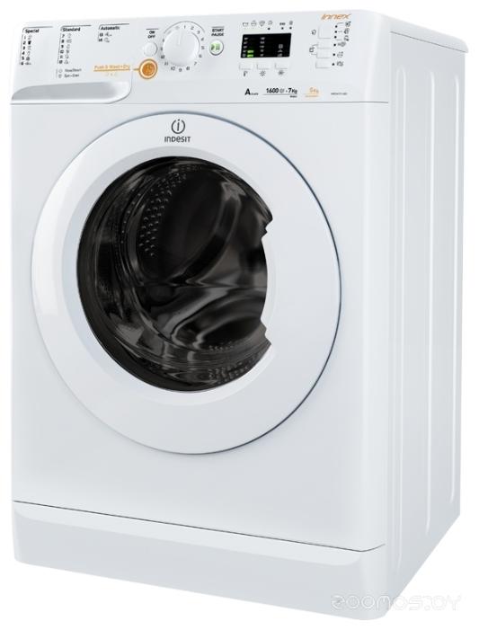 Стиральная машина Indesit XWDA 751680X W