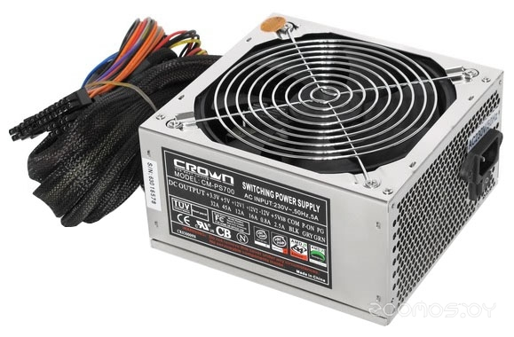 Блок питания Crown CM-PS700 700W