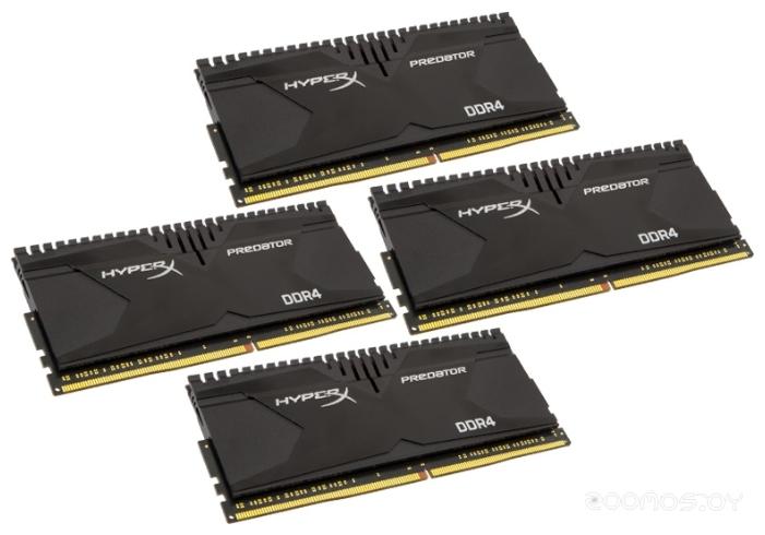 Модуль памяти Kingston HX426C13PB2K4/16