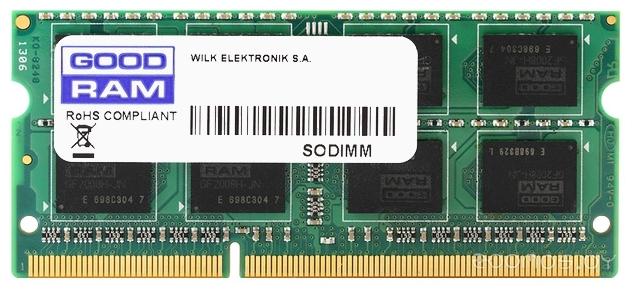 Модуль памяти GoodRAM GR1600S3V64L11/4G