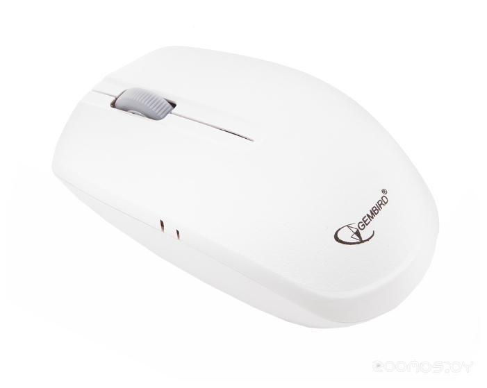 Gembird MUSW-207W White USB