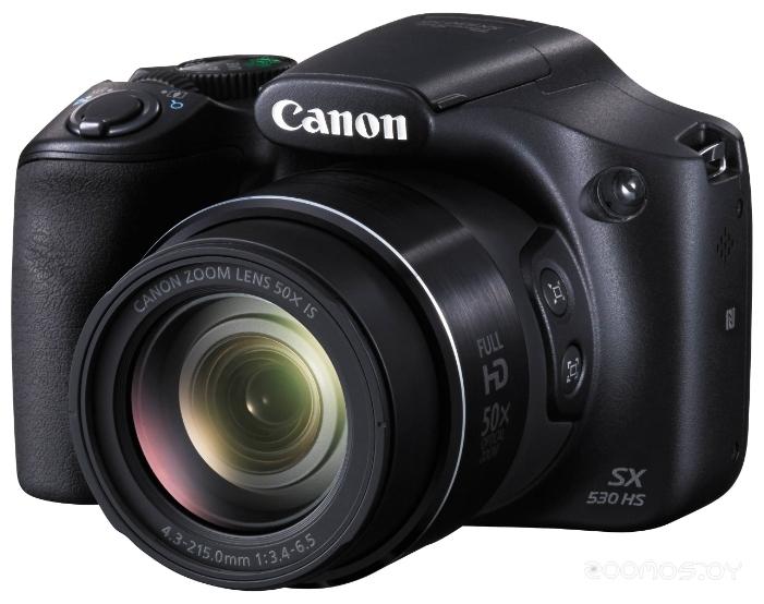 Цифровая фотокамера Canon PowerShot SX530 HS