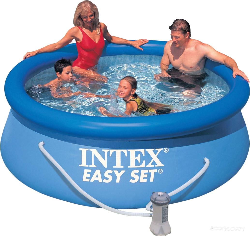Бассейн INTEX Easy Set 244x76 (56972/28112)