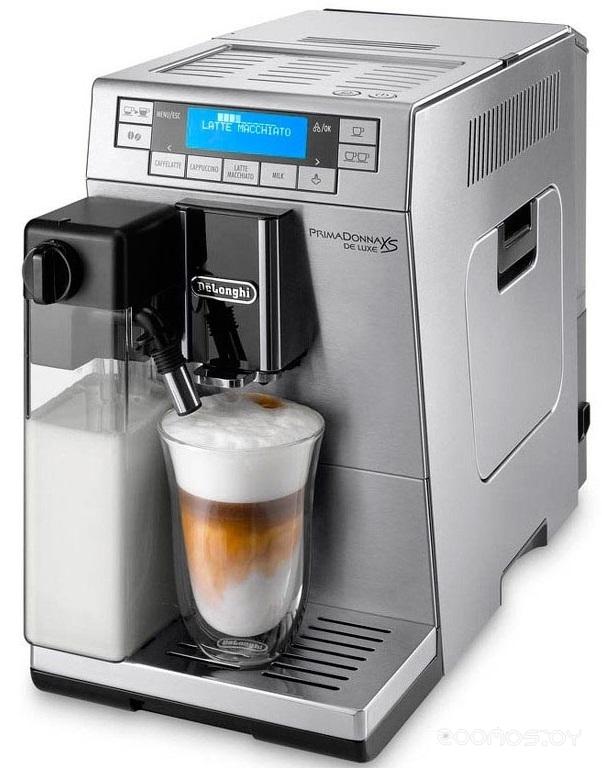 Кофемашина Delonghi ETAM 36.364.M