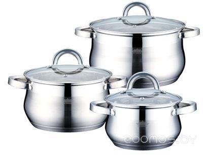 Комплект посуды для готовки PETERHOF PH-15759