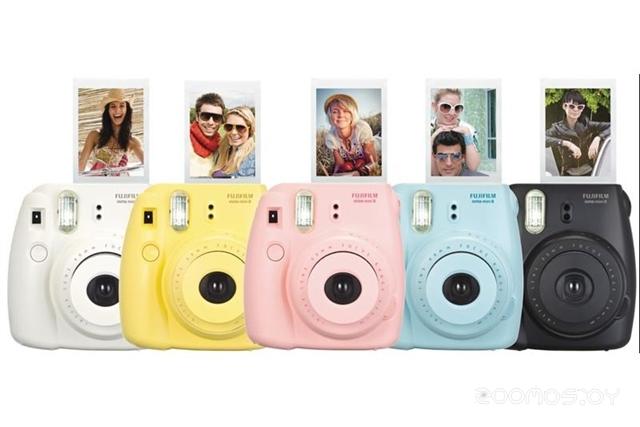 Цифровая фотокамера FUJIFILM instax mini 8