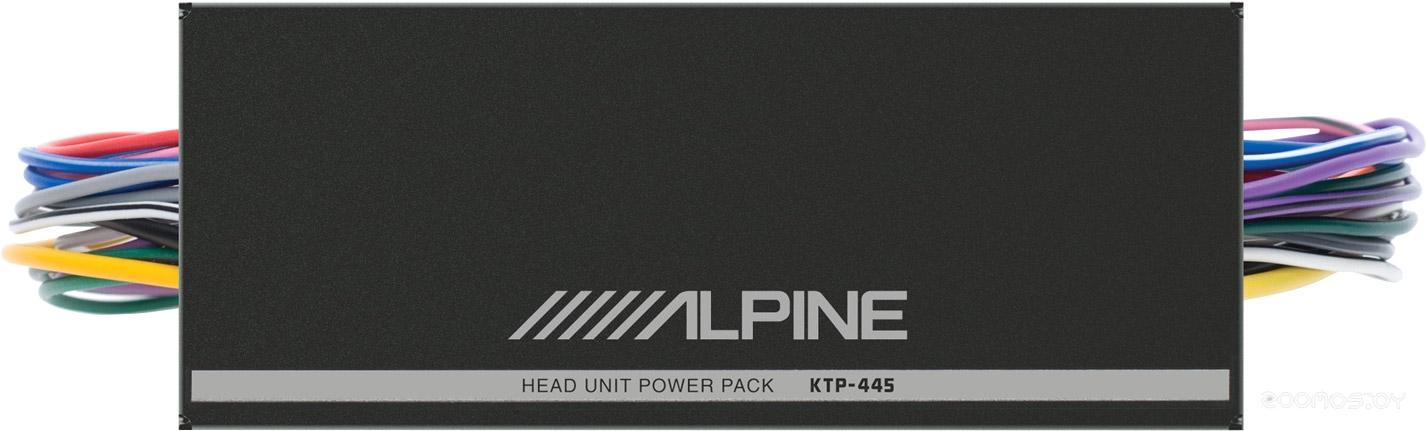 Автомобильный усилитель Alpine KTP-445A