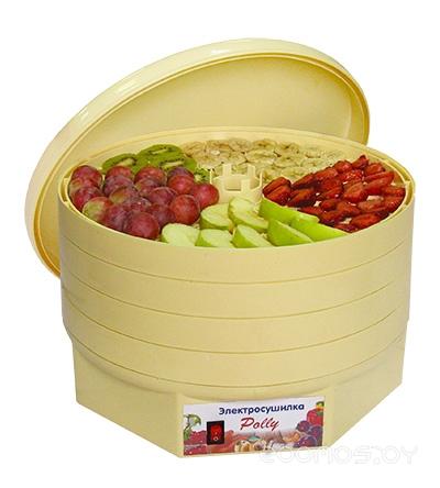 Сушилка для овощей и фруктов Polly 500 Вт