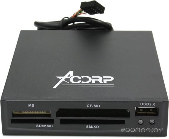 Карт-ридер ACORP CRIP200-B