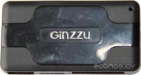 Карт-ридер Ginzzu GR-417UB