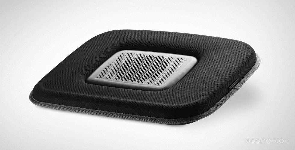 Подставка для ноутбука Cooler Master Comforter Air Black (R9-NBC-CAAK-GP)