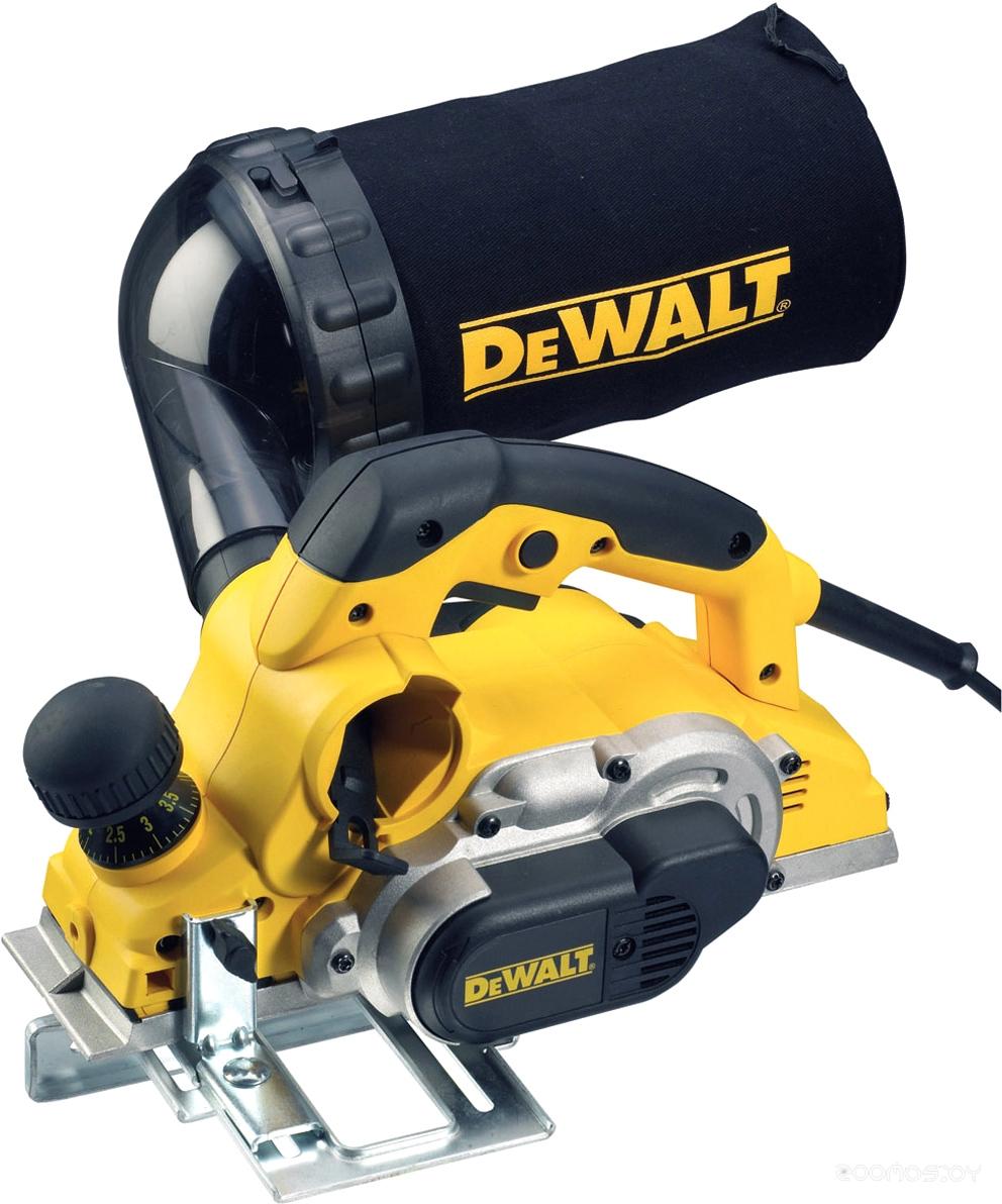 Электрорубанок DeWALT D26500K