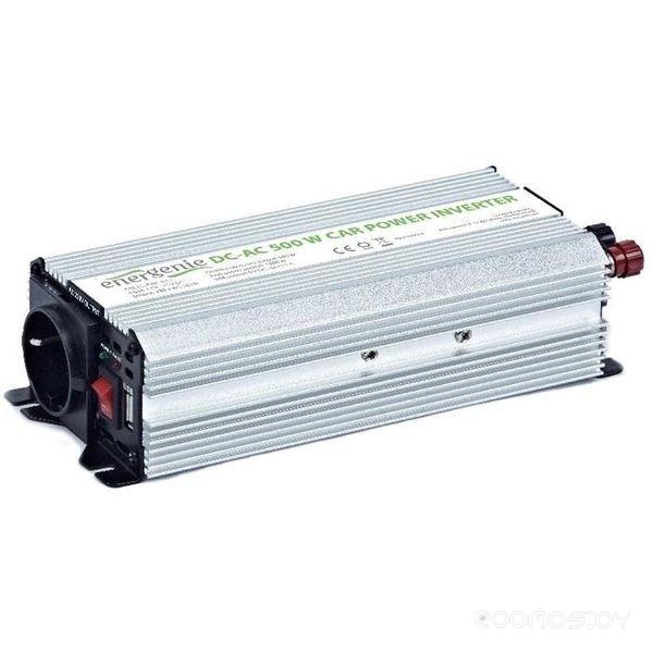 Автомобильный инвертор Gembird EG-PWC-033 500W