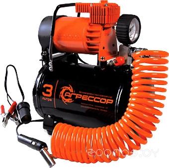 Автомобильный компрессор Агрессор AGR 3LT