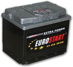 Eurostart ES 6 CT-60 (60 А/ч)