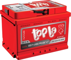 Topla Energy (100 А/ч) (108400)