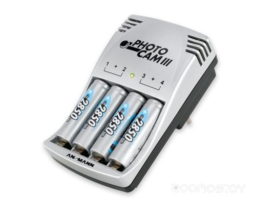 Зарядное устройство для батареек Ansmann Photo Cam III SET 2850