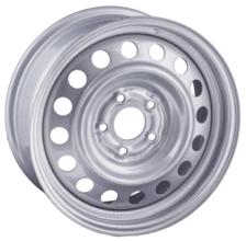 Trebl X40020 6.5x16/5x114.3 D67.1 ET35 Silver