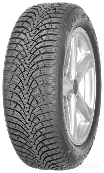 Шины Goodyear Ultra Grip 9 195/65 R15 91H