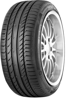 Continental ContiSportContact 5 255/35 R19 96Y RunFlat